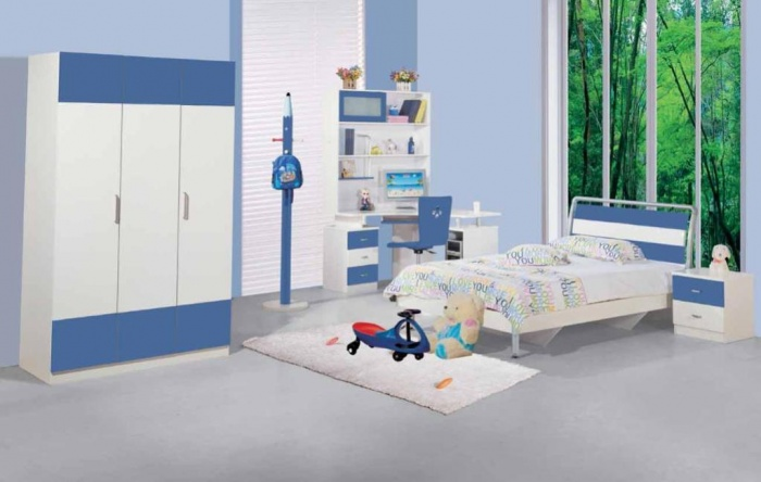 children_s_Bedroom 11 Tips on Mixing Antique and Modern Décor Styles