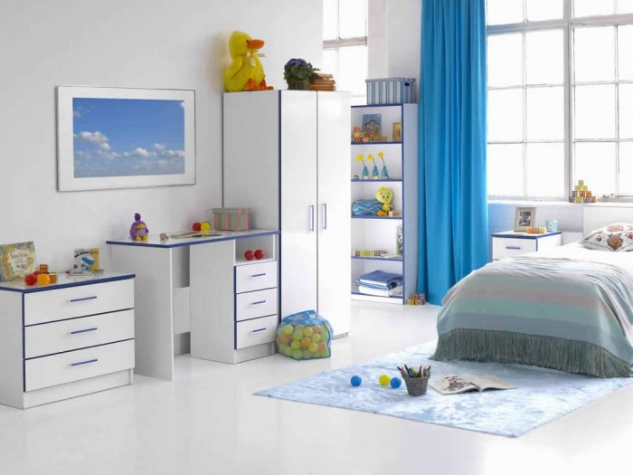 childrens-bedroom-furniture 11 Tips on Mixing Antique and Modern Décor Styles