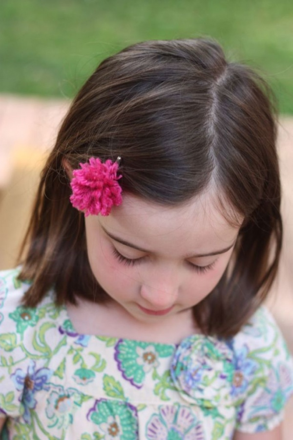 clips 50 Gorgeous Kids Hair Accessories and Hairstyles