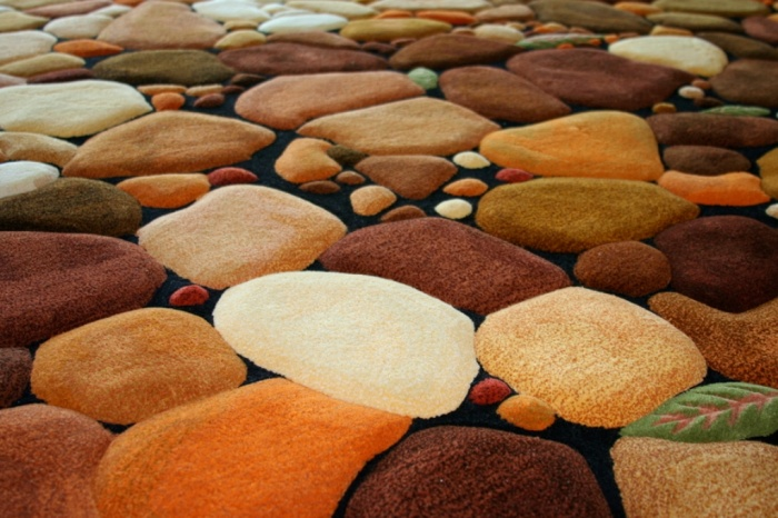 colorful2 Exotic and Creative Carpet Designs for Your Unique Home