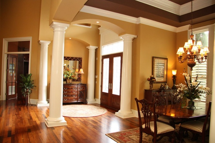 column What Are the Latest Home Decor Trends?