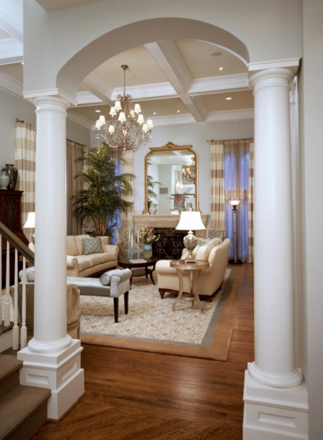 columns What Are the Latest Home Decor Trends?