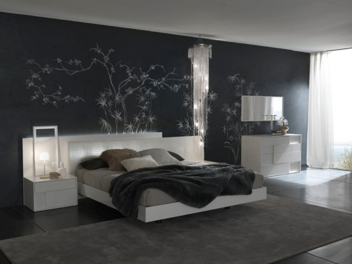 contemporary bedroom wall art Discover the Furniture Trends for 2014