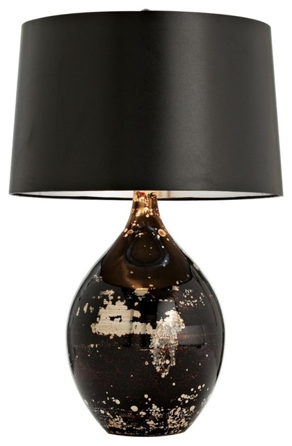 contemporary-table-lamps Choosing The Perfect Side Lamp For Your Home
