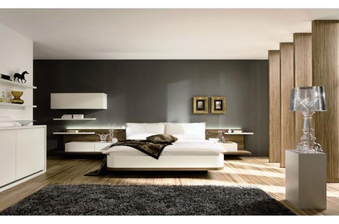 cool-modern-bedroom-interior-design Fabulous and Breathtaking Bedroom Designs