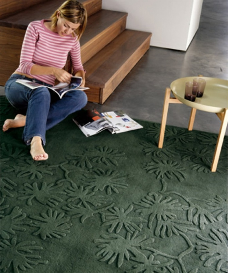 Exotic and creative carpet designs for your unique home for Unique carpet designs