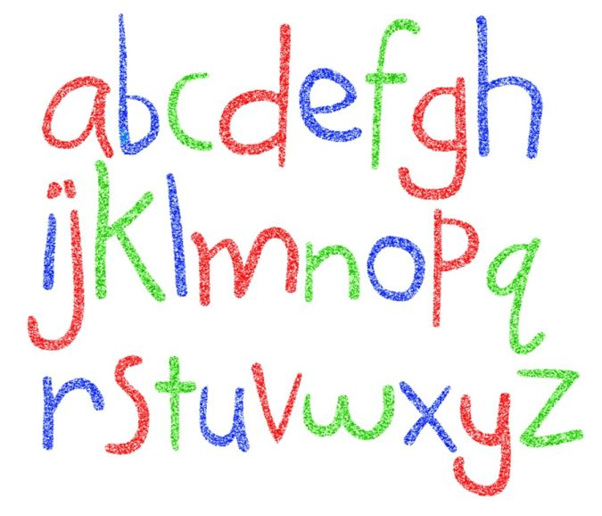 crayon_alphabet How to Teach Your Child to Read