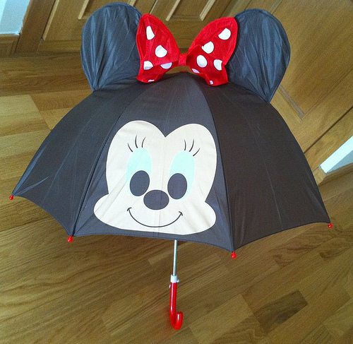 cute-girly-minnie-nice-umbrella-Favim.com-441975 Umbrellas Became Popular Among Women, Men And Even Kids