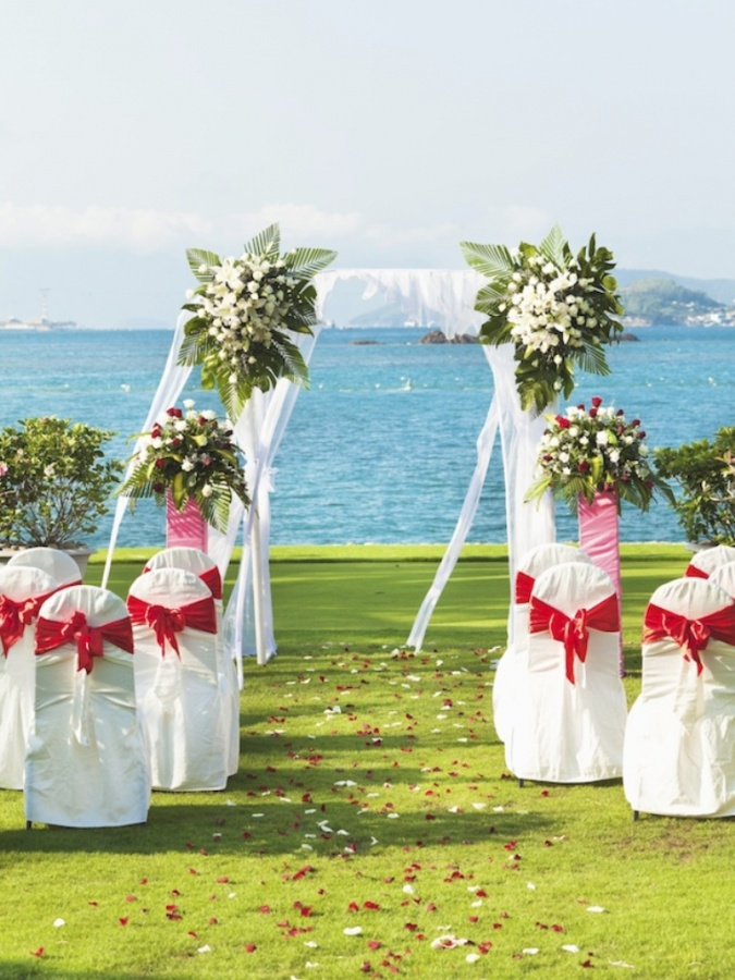 decorations-fo-routdoor-weddings Dazzling and Stunning Outdoor Wedding Decorations