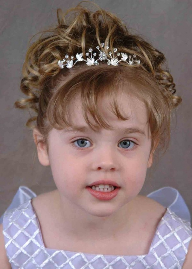 diamond 50 Gorgeous Kids Hair Accessories and Hairstyles