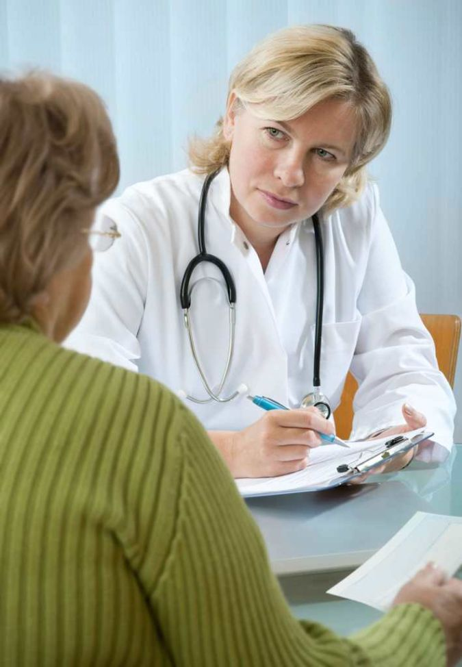 doctor-visit Is There a Natural Healing for Depression?