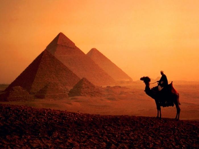 egypt-pyramids Egyptian Pyramids Architecture