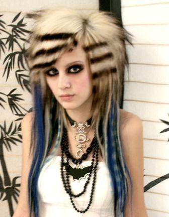 emo_hairstyles Top 25 Weird Hairstyles For Men And Women