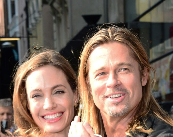 feels-great Angelina Jolie Catches the Eyes of Her Lovers and Cameras after Her First Appearance Since Mastectomy