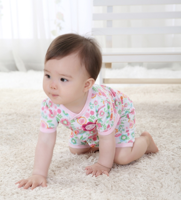 floral. Top 15 Cutest Baby Clothes for Summer