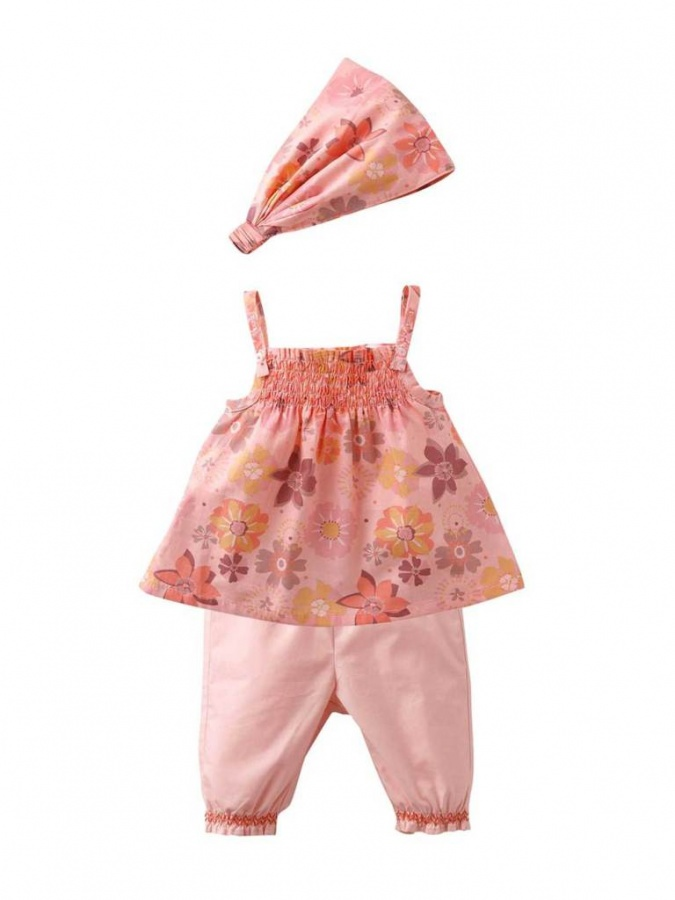 floral Top 15 Cutest Baby Clothes for Summer