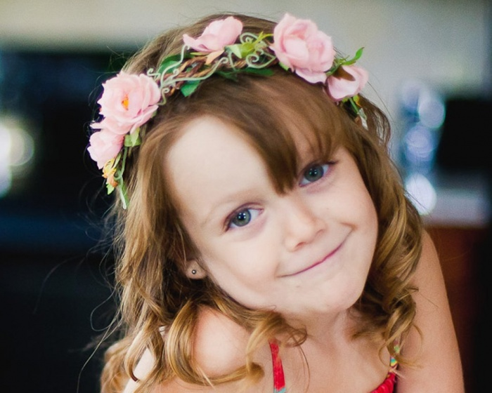 floral2 50 Gorgeous Kids Hair Accessories and Hairstyles