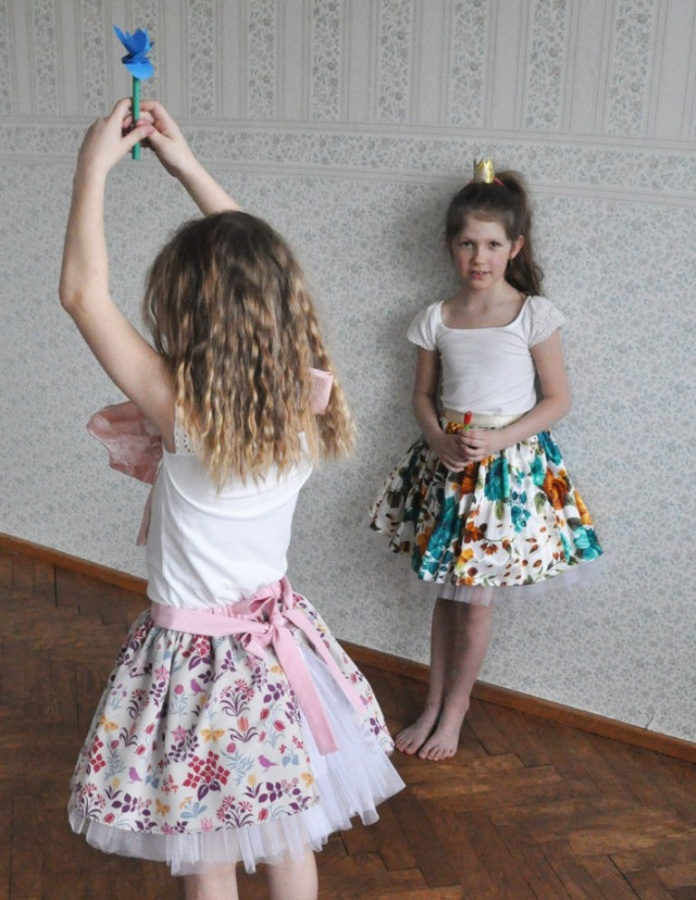 floral3 Most Stylish and Awesome Party Clothing for Girls