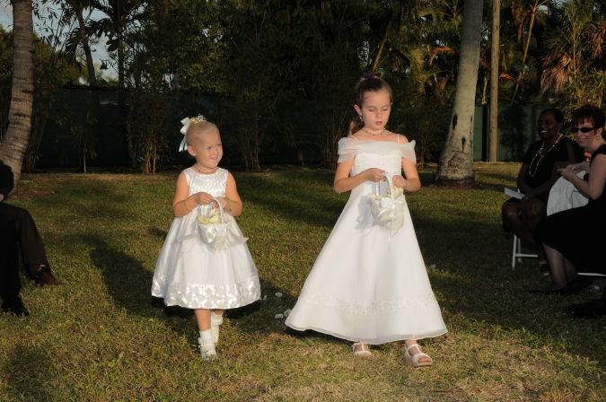flower-girl-dresses Fabulous Ceremonial Dresses For Kids