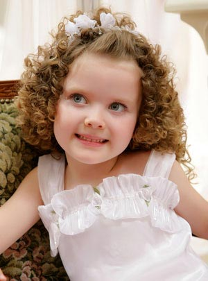 flower-girl-hairstyles-for-toddlers19 Babies' Charming Hairstyles