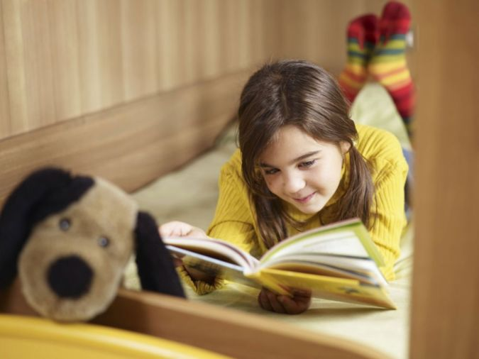 girl-reading-in-bed How to Teach Your Child to Read