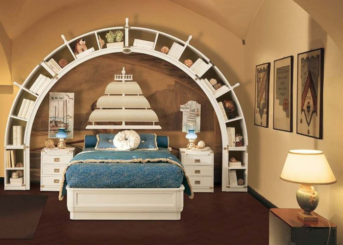 girls-bedroom-theme Fascinating and Stunning Designs for Children's Bedroom