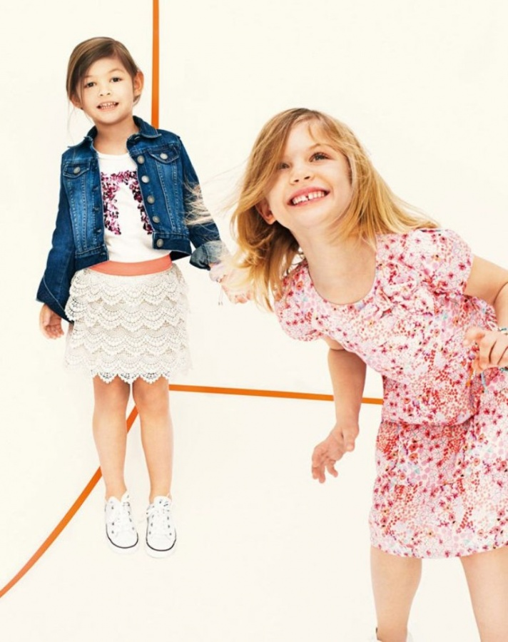 girls2 Most Stylish American Kids Clothing