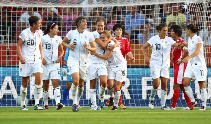 goal FIFA Women's World Cup
