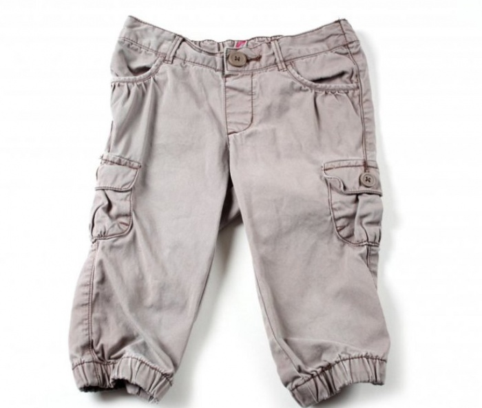 gray 30 Cutest Baby Girl Pants