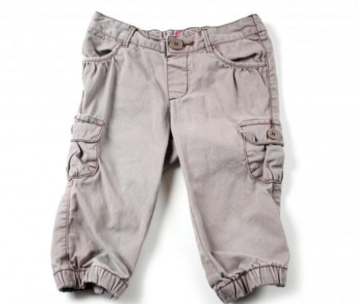 gray 30 Cutest Baby Girl Pants