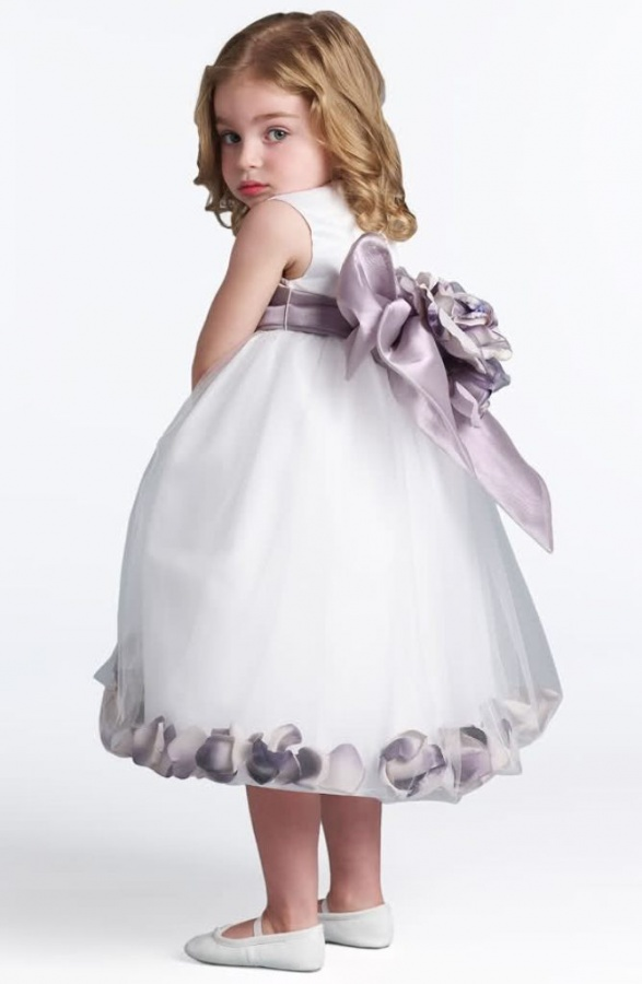 gray1 Most Stylish and Awesome Party Clothing for Girls