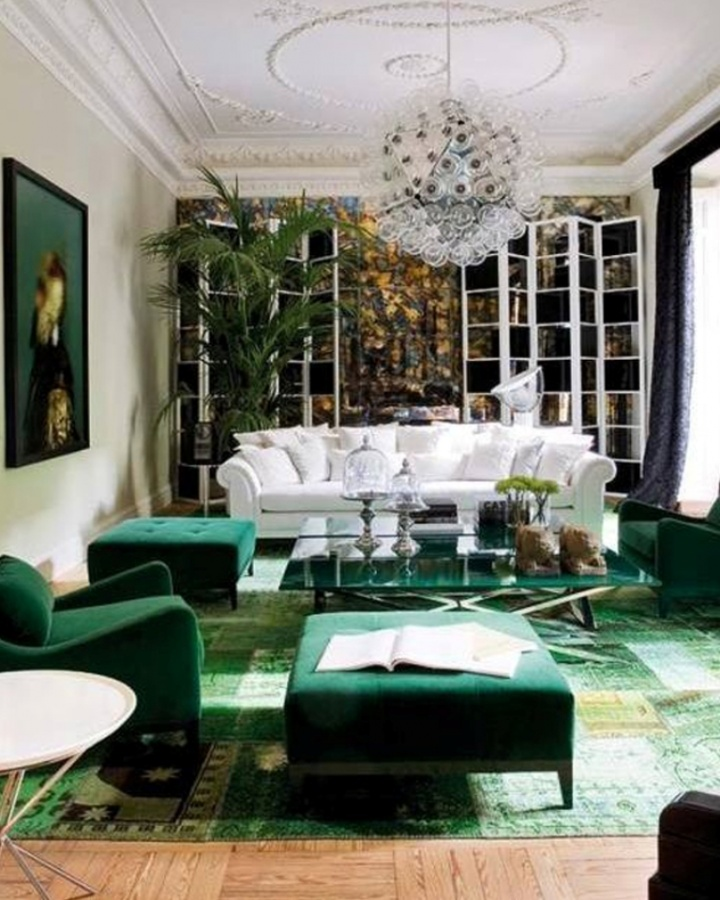 green What Are the Latest Home Decor Trends for 2014?