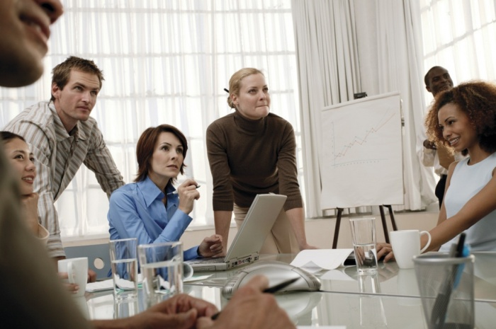 group-meeting How to Get Your Boss to Actually Appreciate the Work You Do