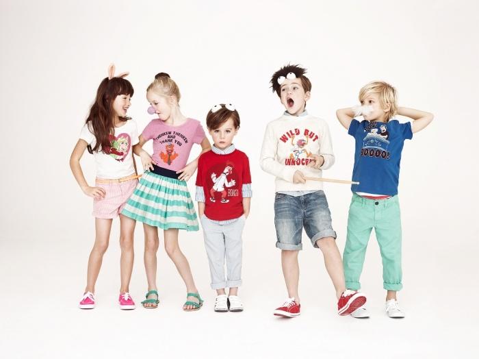 group_f Most Stylish American Kids Clothing