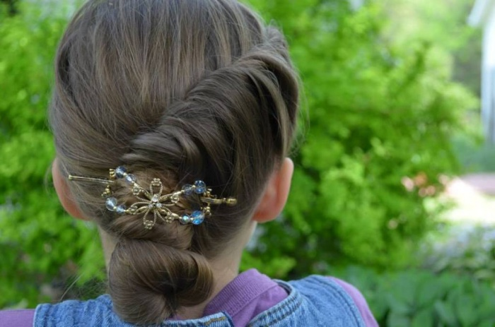 hairstyle 50 Gorgeous Kids Hair Accessories and Hairstyles