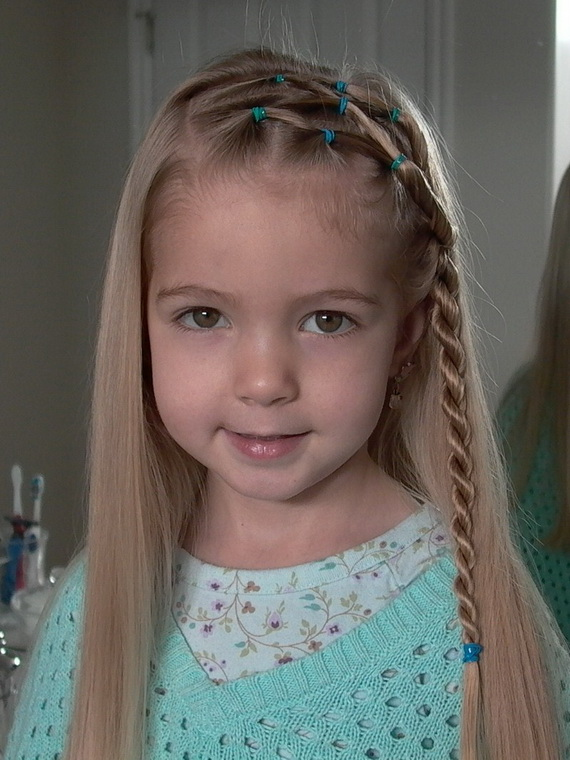 hairstyles-for-kids-girls-3 Babies' Charming Hairstyles