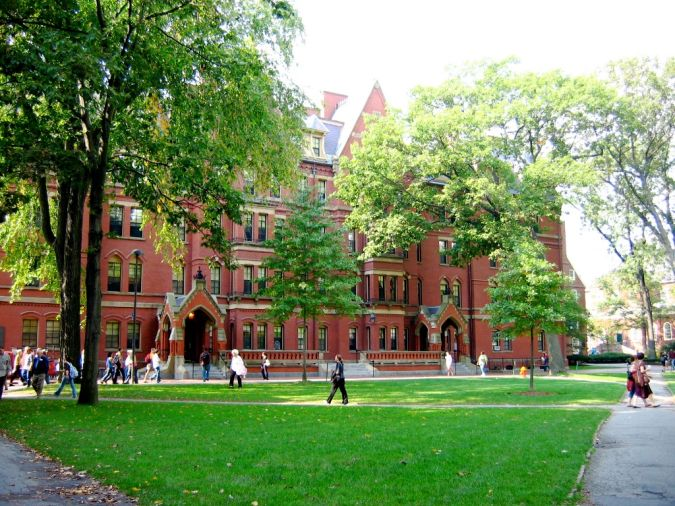 harvard_university2 The World's Top 10 Best Universities