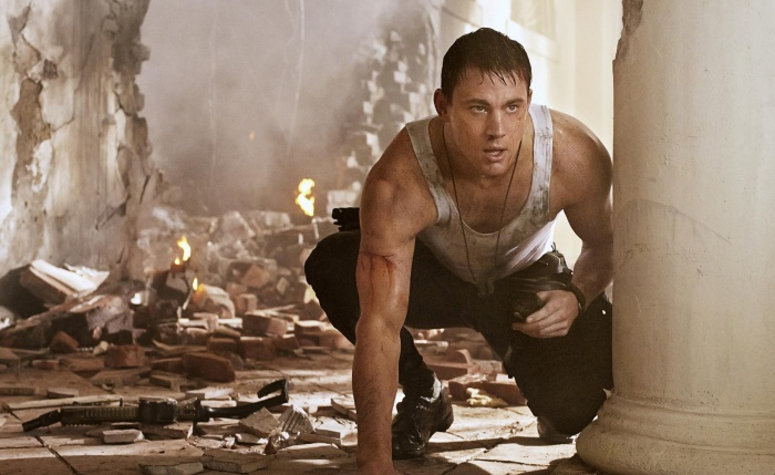 """header-new-trailer-for-white-house-down-with-tatum-and-foxx """"White House Down"""" Is An American Action Film"""