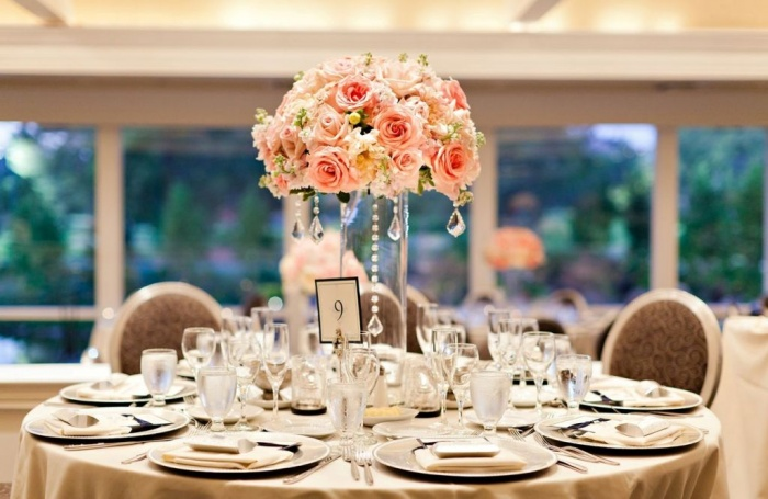 high 50 Fabulous and Breathtaking Wedding Centerpieces