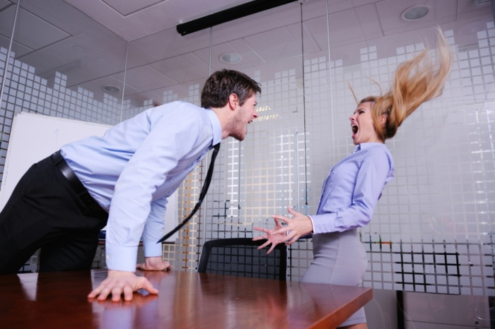 hothead-boss How to Get Your Boss to Be More Respectable