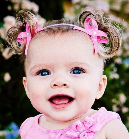 Hairstyles For Babies adorable toddler hairstyles Il_570xn226690105 Babies Charming Hairstyles