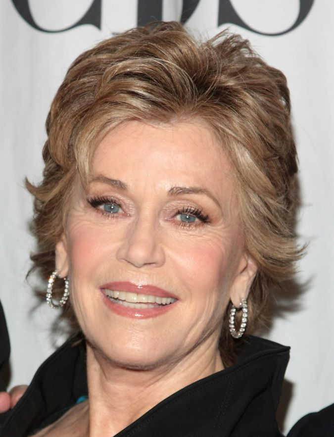 jane_fonda_older_women Newest Hairstyle For Women
