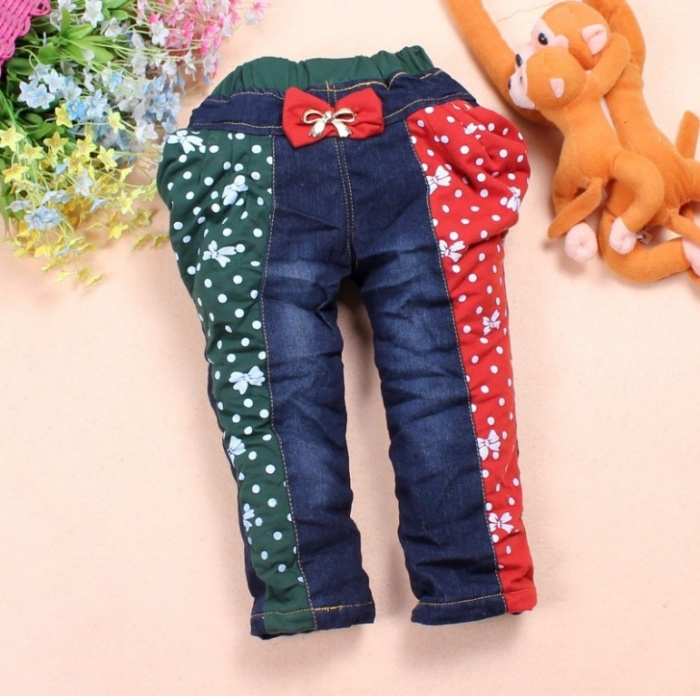 jeans-baby-warm-clothing 30 Cutest Baby Girl Pants