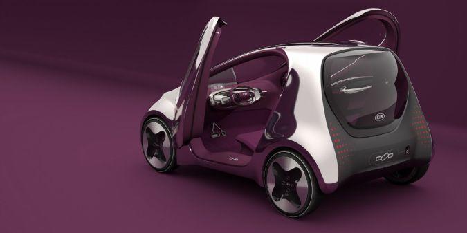 kia_pop_electric_vehicle_concept. 30 Creative and Breathtaking Car Design Ideas