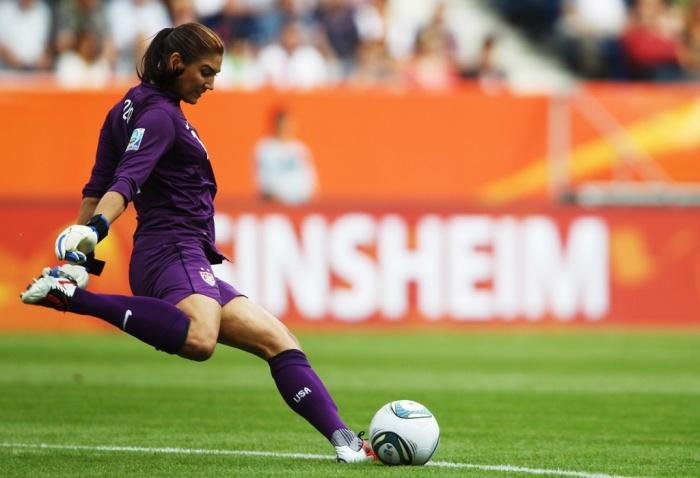kick 2015 FIFA Women's World Cup