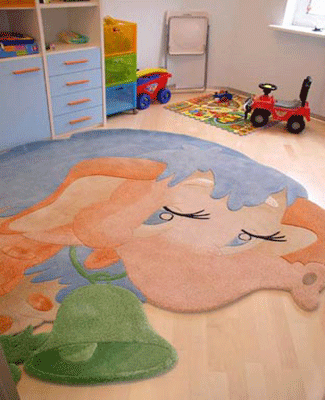 kids-rugs-modern-sculptured-contemporary-area-1 Kids' Rugs Are Not Just For Decoration, But An Educational Method