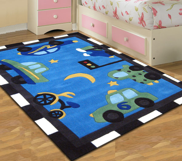 kids-rugs Kids' Rugs Are Not Just For Decoration, But An Educational Method