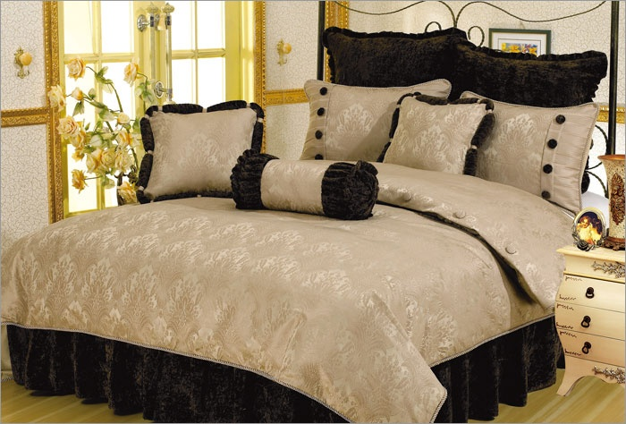 king-bed-sheets Modern Designs Of Luxurious Bed Sheets