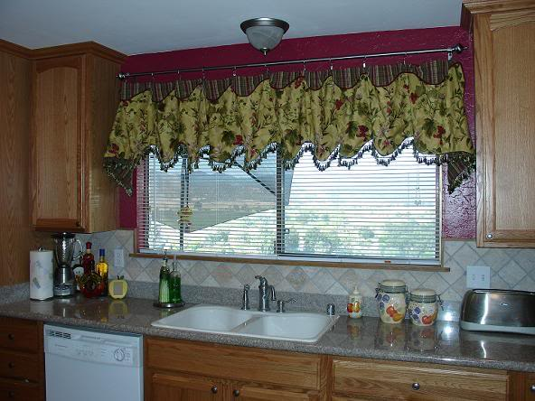 kitchen window s curtain for privacy and decoration