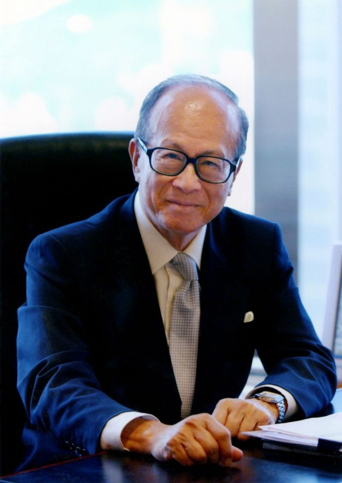 li-ka-shing Who Are the Wealthiest People in the World?